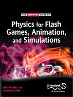 Physics for Flash book